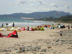 Playa de los Lances, Tarifa.