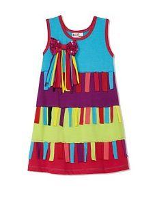 Flecos Chic Dress