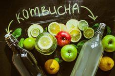 O que é e Como fazer Kombucha para emagrecer