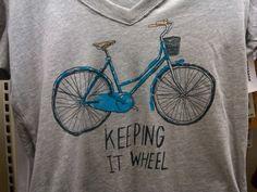 #keepingitwheel #funny #tshirt