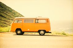 amazingly fun! - VW bus