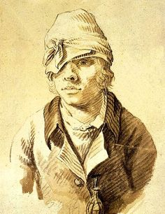 Caspar David Friedrich, Self portrait
