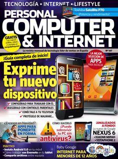 Personal Computer & Internet. Guía completa de inicio. Exprime tu nuevo #dispositivo.