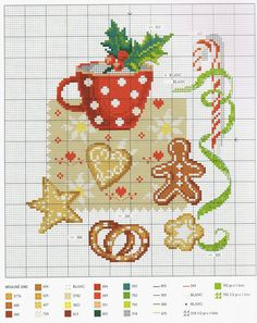 Winter's Tale: 35 Cross-stitch Patterns, фото № 3