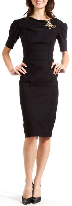 NINA RICCI DRESS @Michelle Flynn Flynn Coleman-HERS