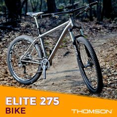 021bde7d9cc Thomson bikes are handmade Titanium, limited-edition, and feature our  latest products.