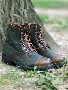 """Tackhead 6"""" boot by Timberland"""