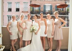 New Orleans Wedding & Event Planner - It's Your Time Events: Because sometimes, All You Need Is Love - Chelsea Mae and Rob Belushi are married!  Southern Weddings. New Orleans Weddings. Make up by Meggan. W French Quarter. Courtyard Wedding. Photography by 1216 Studio. Summertime Wedding.