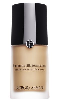 Editor Loves: Giorgio Armani Luminous Silk Foundation