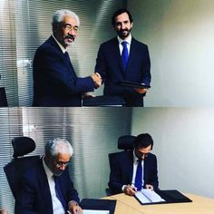 IGLOBAL, CEF.- y @udima  firman acuerdo de colaboración http://www.cef.es/es/acuerdo-colaboracion-iglobal-cef-udima