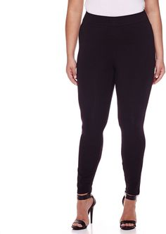BELLE   SKY High Waist Leggings - Plus ** Read more reviews of the product by visiting the link on the image.
