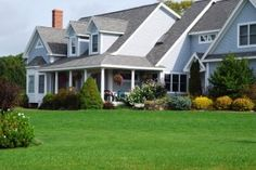 Home-buying mistakes that cost you money: don't rush in, understand the costs of home ownership upgrade your credit score, shop around for a mortgage, get a home inspection Exterior Paint Colors, Exterior House Colors, Cape Cod Style House, Home Improvement Loans, Home Inspection, Coastal Homes, Modern House Design, Home Buying, Custom Homes