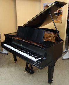 Rebuilt & Refinished Knabe grand piano for sale http://www.fordpiano.com/pianos-for-sale/58-knabe-grand-piano/