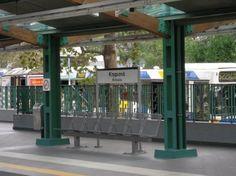 Kifisia Metro Stop