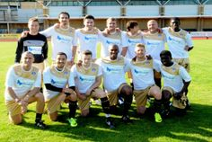 Hollyoaks, EastEnders and TOWIE stars take part in charity football match at Chelmsford City FC   Essex Chronicle Chelmsford
