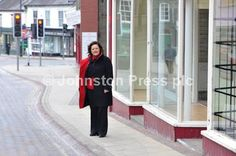 Pop up shops in Stowmarket Town Centre