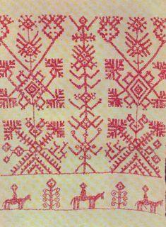 Karelian embroidery