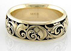 Wedding ring inspiration medieval13