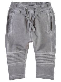MINI NITQGEKO SWEAT PANTS, Frost Gray