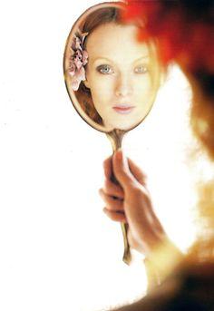 Morning Beauty   Karen Elson by Jo McCaughey