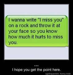 This is true... except for its not my face that hurts! its my heart. lol