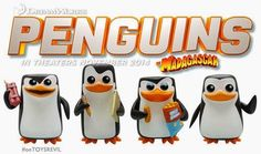 Pop! Movies: THE PENGUINS OF MADAGASCAR from Funko