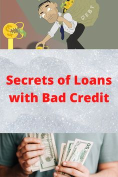 Home and Installment Loans with Bad Credit