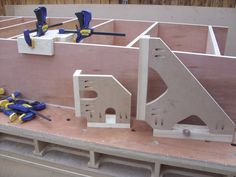 DIY Corner Clamps