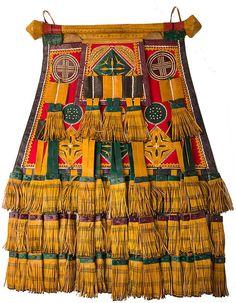 Tuareg Tribal Saddle Bag