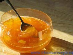 варенье из кабачков с лимоном и апельсинами фото