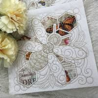 Stitch Delight: Patchwork Quiltblocks ITH All Design Sets, Machine Embroidery Quilts, Applique Embroidery Designs, Crewel Embroidery, Applique Quilts, Floral Embroidery, Stitch Delight, Fish Quilt, Celtic Designs, Yarn Crafts