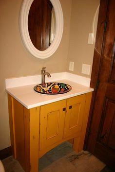 Mustard Cabinet Bathroom Vanity Premier Cabinets Northern Utah