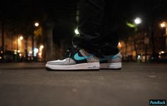 "Nike Air Force 1 iD ""Atmos Jade"" (1/750)"