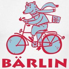 Berliner Bär T-Shirts