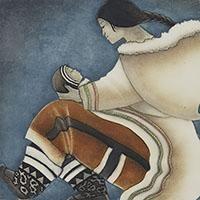 Inuit Art Online Auction March 25-30. #inuitart