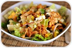 Link to Summer Menus, from Mels Kitchen, one of my fav food blogs. BBQ Chicken Salad