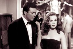 Rushdy Abaza - Hend Rostom - best villain couple in a movie ..