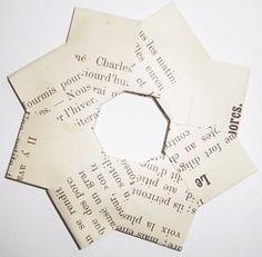Ab heute gibts jeden Tag ein Papiersternchen zum Nachbasteln auf unserem Blog - ein Adventskalender für große Mädchen