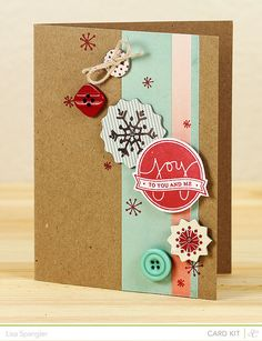 Joy to You and Me by sideoats at @Studio_Calico