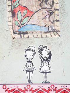 Street Art in Porto Budapest, Street Art, Lily, Dom, Portugal, Travel, Porto, Europe, Paradise On Earth