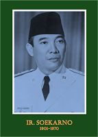 gambar-foto pahlawan nasional indonesia, Ir. Soekarno, Bung Karno