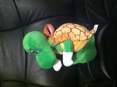 Palmer The Turtle!  Bedside Healers newest custom made plush toy!  Made with Love for Lee Memorial Childrens Hospital in Ft Myers FL!