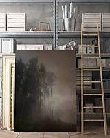 Obrazy - JESENNÉ RÁNO fotoplátno 40x60 cm - 7217032_