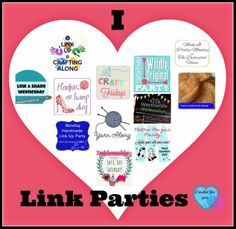 I love link parties - Great Crochet Link Party Collection