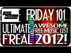 The Ultimate Guide To Royalty-Free Music For Youtube! - Friday 101 - http://www.thehowto.info/the-ultimate-guide-to-royalty-free-music-for-youtube-friday-101/