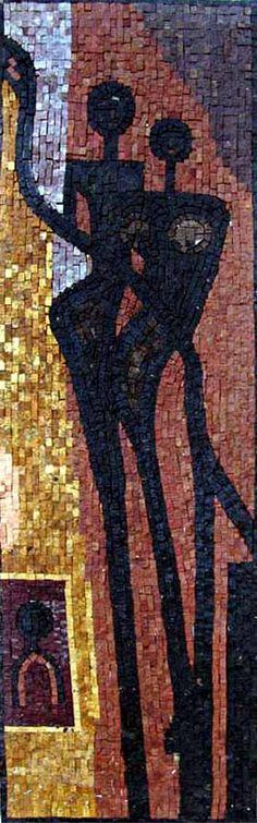 Figurative   Serendipity Mosaics - Mosaic Art, Mosaic Murals and Custom Mosaics