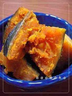 家の黄金比率で♪かぼちゃの煮物♡ つくれぽ♡殿堂入り&レシピ本に掲載!ありがとうございます♡ 煮物が苦手な方も家の黄金比で煮物上手になっちゃう(ゝω∂)