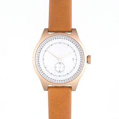 Aluminium by Squarestreet is Dezeen Watch Store's lightest ever watch