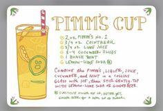Source: Pinterest #wittyvows #drinks #drinking #drinkrecipe #recipe #recipeoftheday #recipeideas #cocktails #mocktails #mocktailrecipe #potd #trendy #trending Cocktails, Party Drinks, Cocktail Drinks, Fun Drinks, Cocktail Recipes, Drink Recipes, Pimms O Clock, Friday Happy Hour, Juicing
