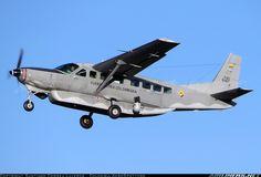 Colombia - Air Force Cessna 208B Grand Caravan  Rionegro (Medellin) - Jose Maria Cordova (MDE / SKRG) Colombia, July 8, 2013